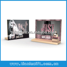 Advertising Video screen Greeting Card,lcd card,video-in-print
