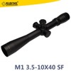 Leupold M1 3.5-10X40 SF Riflescope Sight With Riflescope Mounts