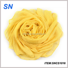 Wholesale fashion stock microwave scarf