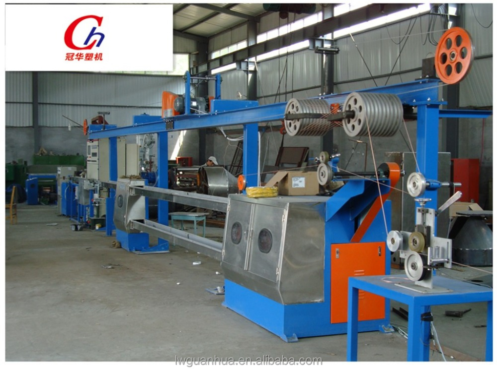 high quality electrical cable manufacturing machine