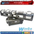 led spider beam moving head light 5 * 10w rgbw led spider beam moving head