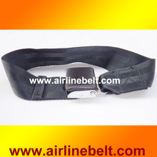 Type B airline extend safety belt