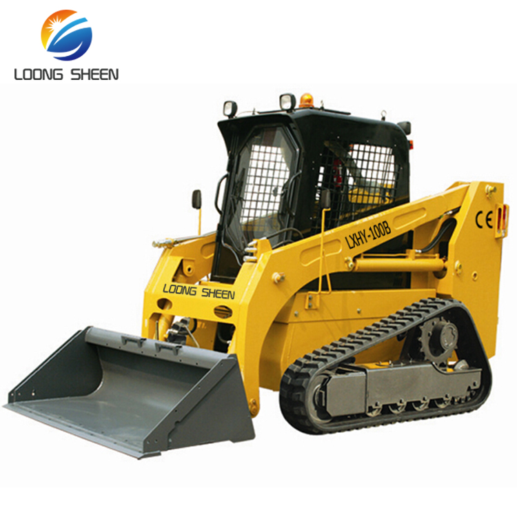 Mini Electric Skid Steer Loader Price