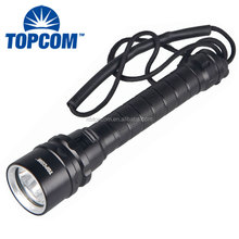 Most Powerful LED Diving Flashlight 10000 Lumens For Diving