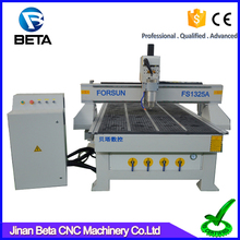 Discount price 1325 new wood cnc router machines sale in India for MDF aluminum marble stone