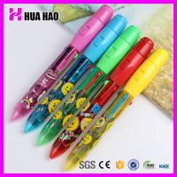 High quality cartoon polymer clay ball pens