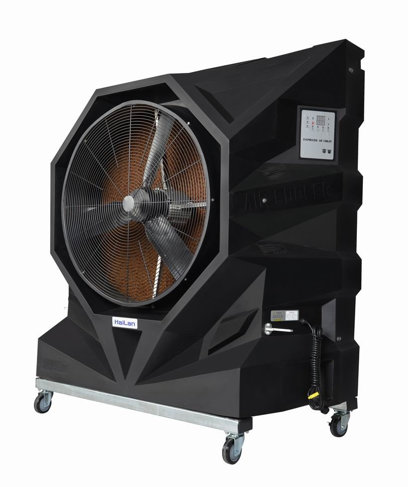 Industrial Cooling Duct : Hailan duct portable evaporative air cooler and heater