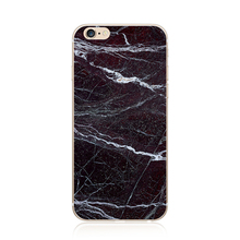 Fashion IMD Painted Custom TPU Marble Phone Case for Iphone X 8 7 6 6Plus
