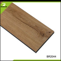 UV Coating and Indoor Usage Click Lock Vinyl Plank Flooring
