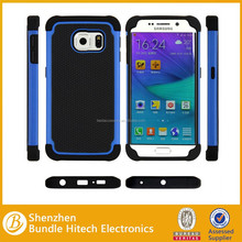 Shockproof Smartphone Accessories Hybrid Case Cover for Samsung S6/S6 Edge