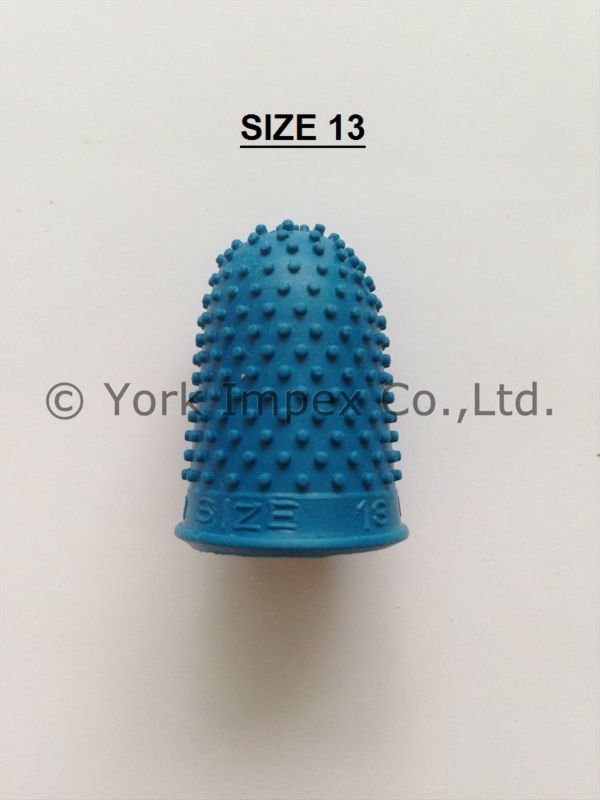 Natural Finger Rubber cone