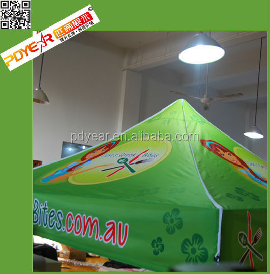 Focus on ez up tent digital printing with rapid delivery