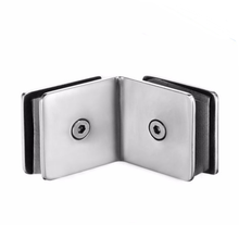 Everstrong glass door lock clamp stainless steel patch fitting