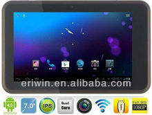 ZX-MD7010 7 inch Android 4.0 3G,GPS,FM,bluetooth,ATV MTK8377 tablet pc