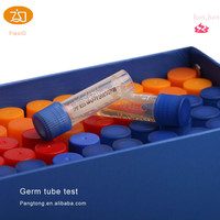 Germ Tube Test for Rapid Identification of Candida.albicans / popular Biological Test Reagent