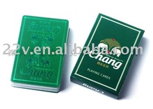 playing cards with hot stamping finishing