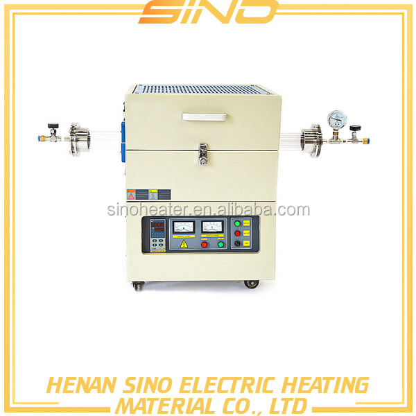 Best price vacuum tube gas forge furnace for laboratory