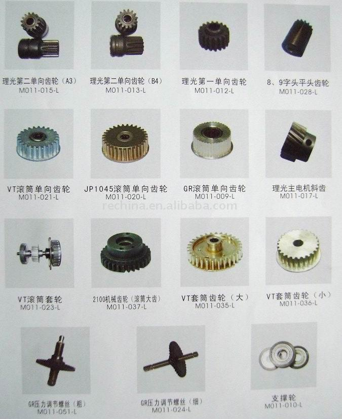Digital Duplicator Spare Parts