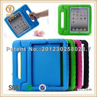 For Apple Air Kids proof Tough Plastic Case with Handle