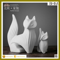 High quality matt glazed ceramic luxury home decoration for gifts