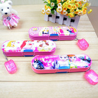 Factory sell cheap pencil box small size pencil case for kids