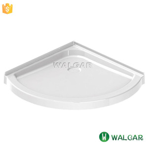 Cultured Marble Shower Base, Whole Sale Cheap Bathroom Shower Tray For Sale