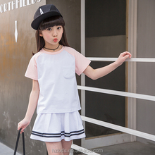 children's clothing china leather pilot jacket kid keeper Sports casual skirt suit short wedding dress