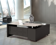 New Modern Officem Desk Latest Office Table Designs Executive Glass Top Office Desk