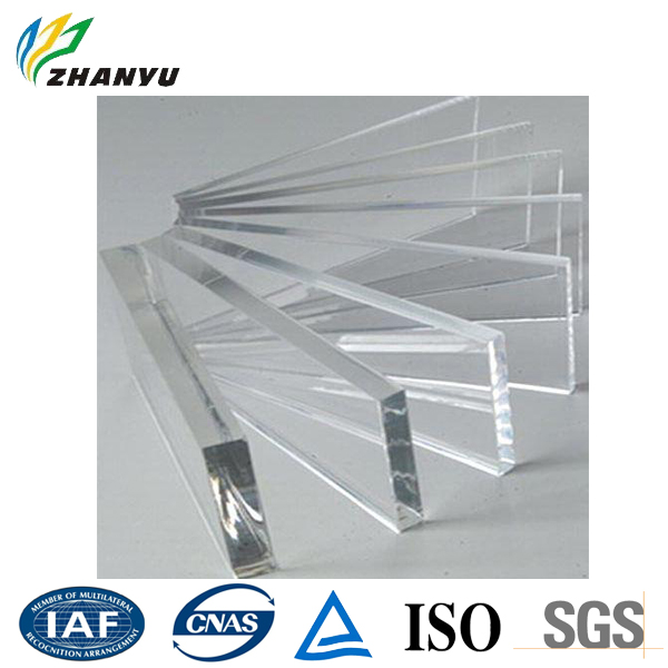 New Material High Gloss Clear Plastic Sheet PMMA Sheet