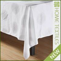 Best selling Square Cheap Elegant animal bunny polyester easter tablecloth