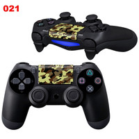 army green vinyl skin sticker for PS4 controller touch pad for PS4 controller sticker