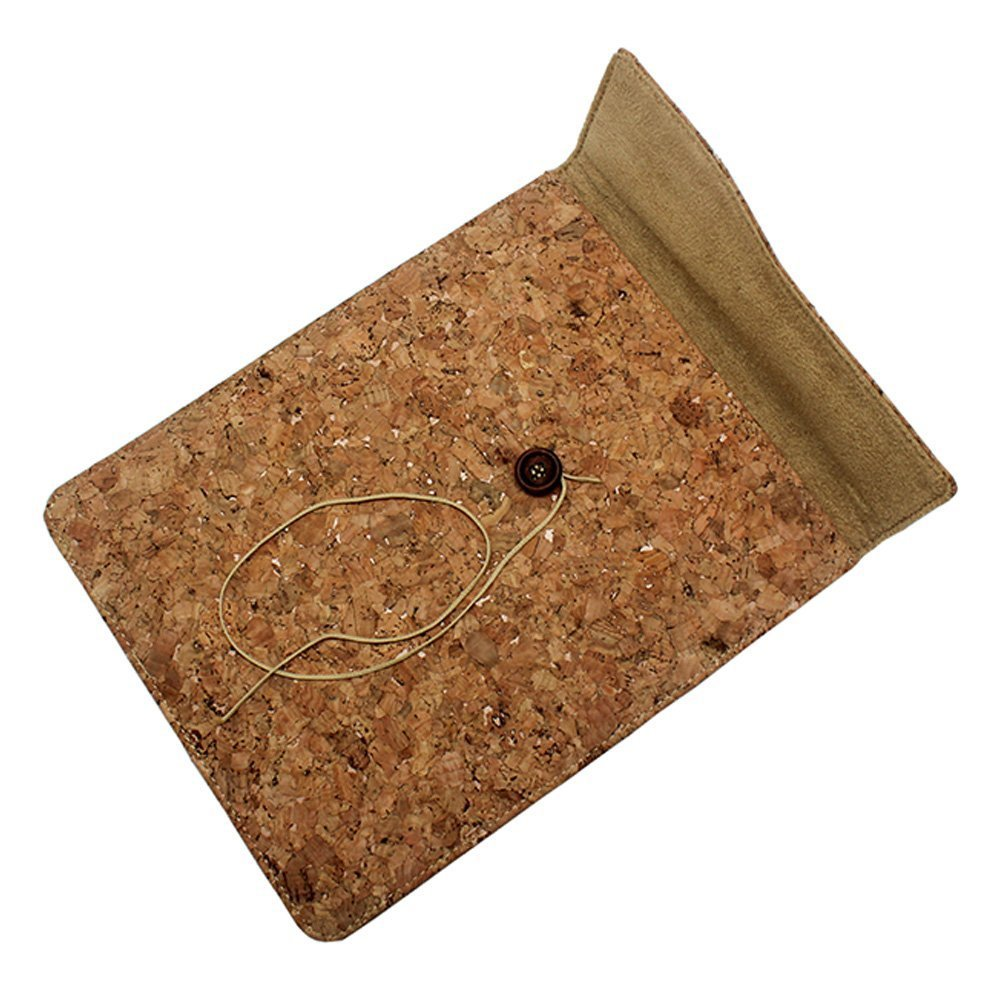 Boshiho for ipad mini 2 cases leather cork case