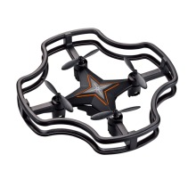 RC small UFO rc mini drone 2.4G 6 Axis with light and altitude hold