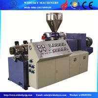China Supplier of PVC Pipes Making Machines/pipe extruder line