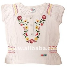 Raglan Embroidery Top