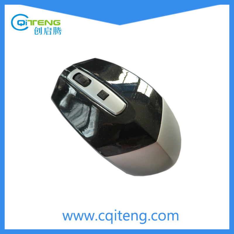 Cool Style Mouse,6D Optical New Wireless Mouse Install Mouse Factory