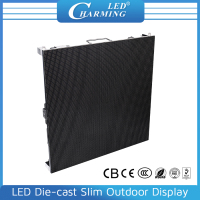 Hot Sale P6 Truck Mobile LED Display Outdoor Advertising Video Screen For Rent Use