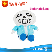 Wholesale Custom Cartoon Toys Undertale Sans Stuff Toys