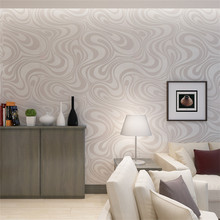 Brozing and foaming high quality geometric pattern big wallpaper