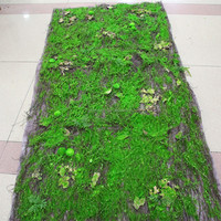 Artificial Lawn 1M*2M Playground Tree bark Grass Micro Small World Landscaping Home Decorative DIY Accessories Craft