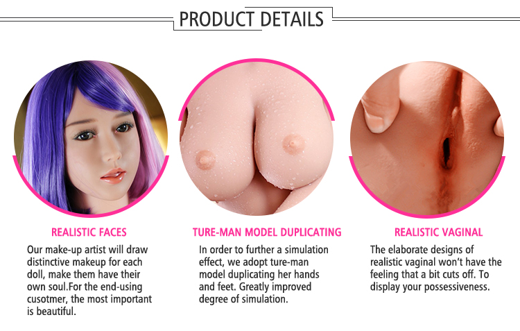 168CM Height H Cup Young Toy Big Breast Real Silicon Pussy Sex Doll