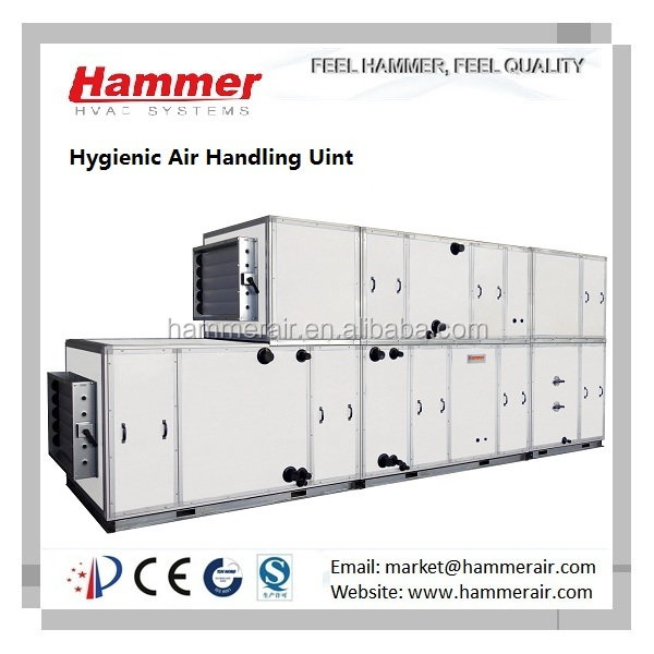 hyginenic air handling unit