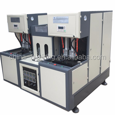 high production plastic bottle making machine price exported to india