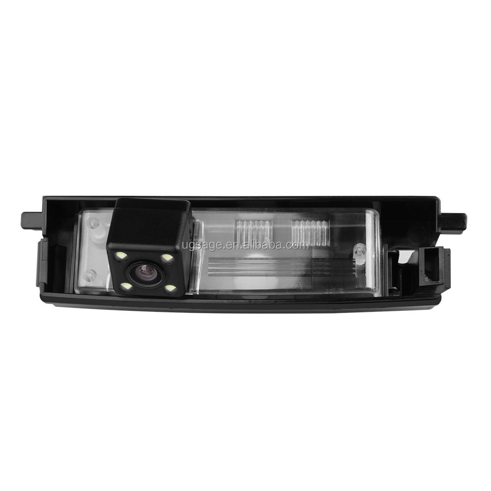 XTRONS 160 degree HD Rear View Reversing Camera Specially Designed for Toyota RAV4 2009 - 2012