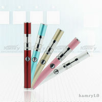 2014 New items electric cigarette ego vaporizer with zipper case packing