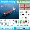 Professional shipping company Agent service Sea freight rates China to Zurich Swithzerland