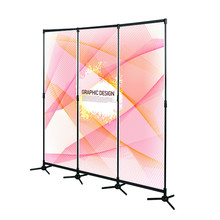 Polyester scenery wedding custom collapsible backdrop