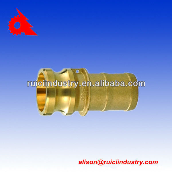 Brass die casting machine parts