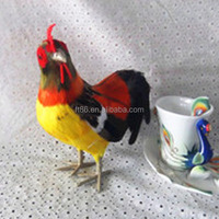 China simulation wholesale plastic chicken real