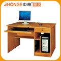 Guang dong MDF Material popular office furniture computer table for sale